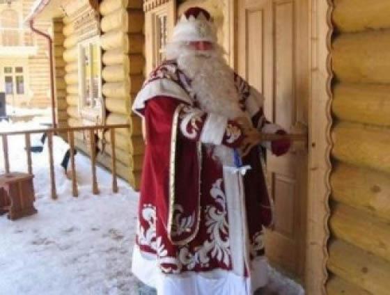 Южная резиденция деда мороза в крыму