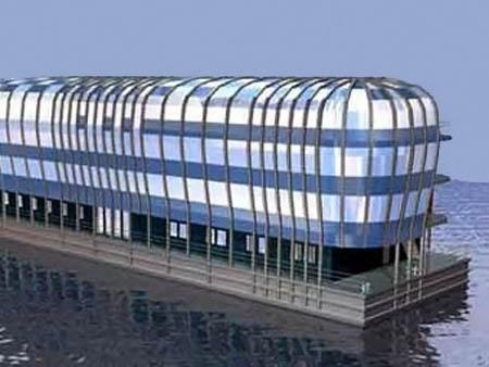 эко-отель на Москве-реке