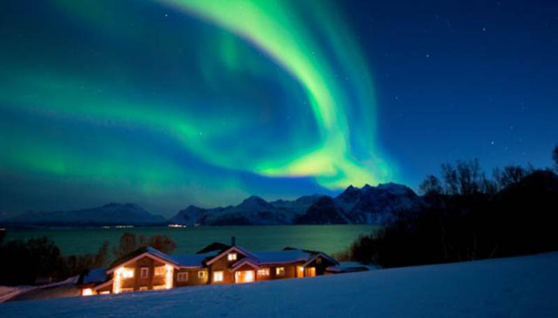 norway lyngen lodge