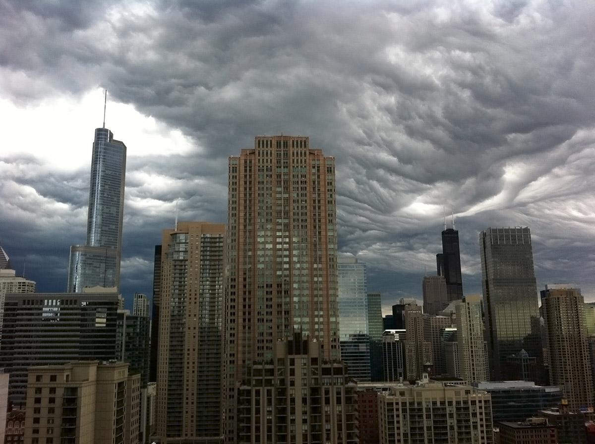 Chicago Undulatus Asperatus
