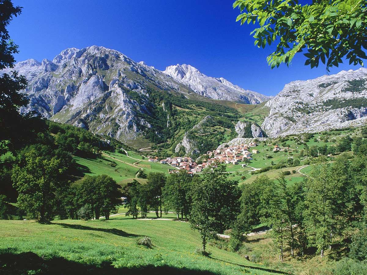 Spain Picos de Europa National Park