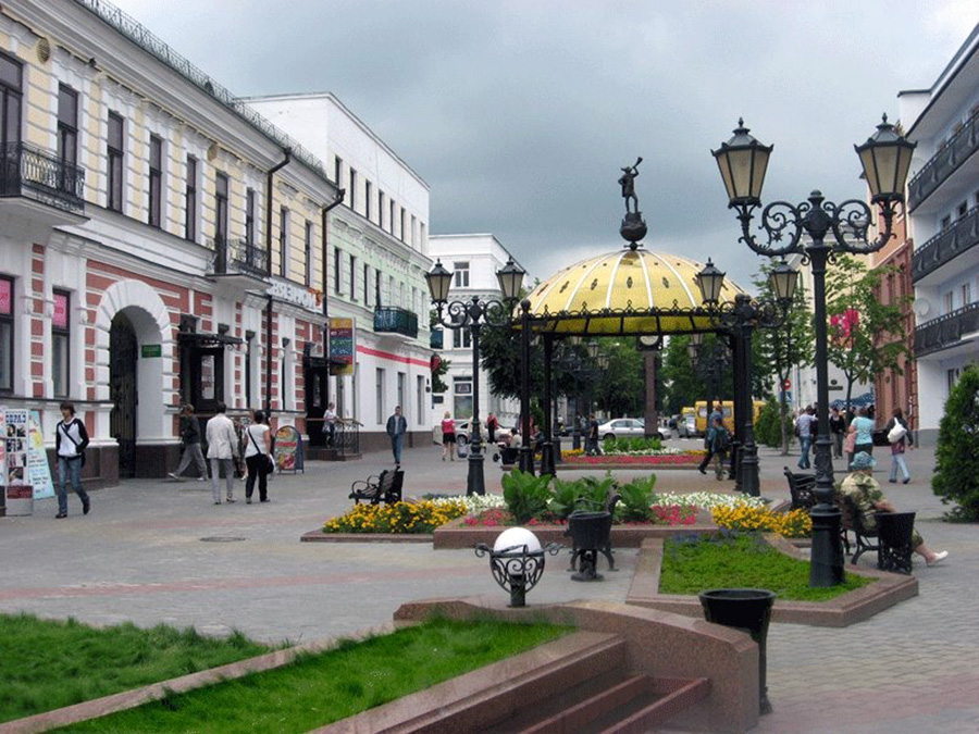Брест, Белоруссия