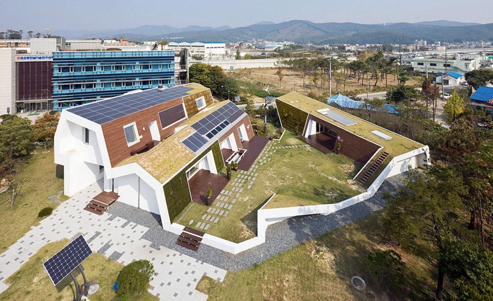 E+ Green Home