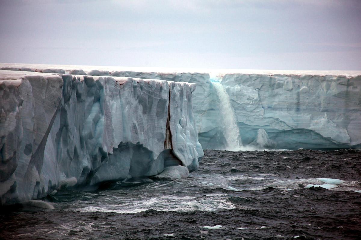 Glaciar Svalbard