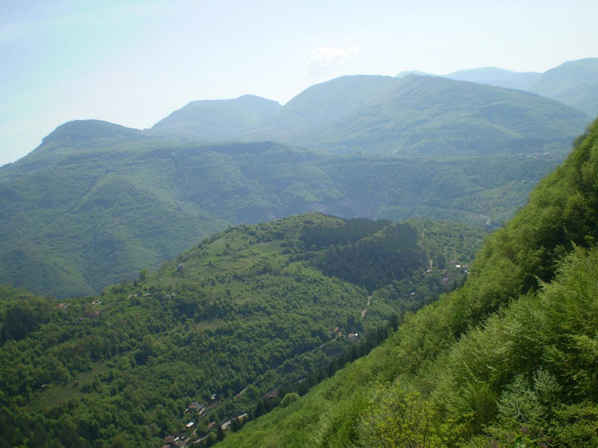 Искырское ущелье, Болгария