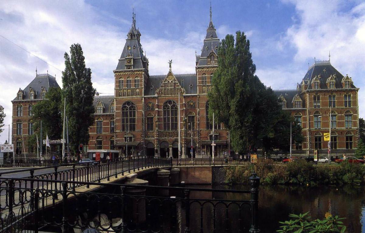 Рейксмузеум, Амстердам, Нидерланды