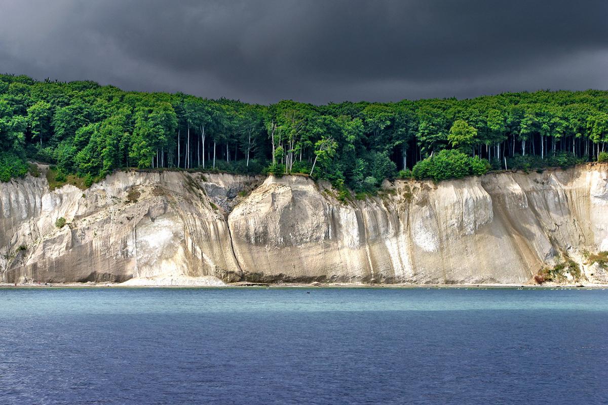 Остров Рюген Лучшие нудистские пляжи Германии