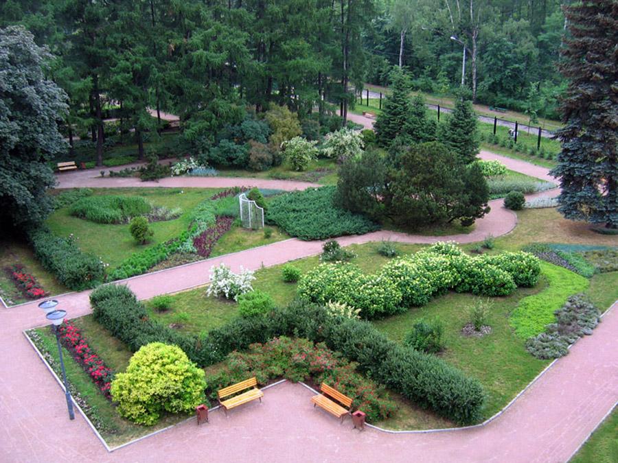 парк Сокольники, Москва