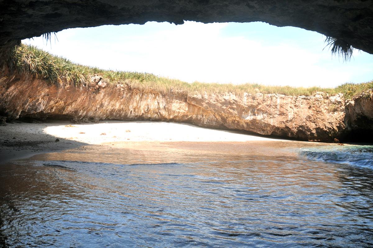 Скрытый пляж в Мексике - самая необходимая и подробная
