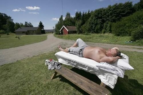 тюрьма Bastoy Island, Норвегия