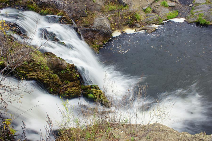 водопад, Белово