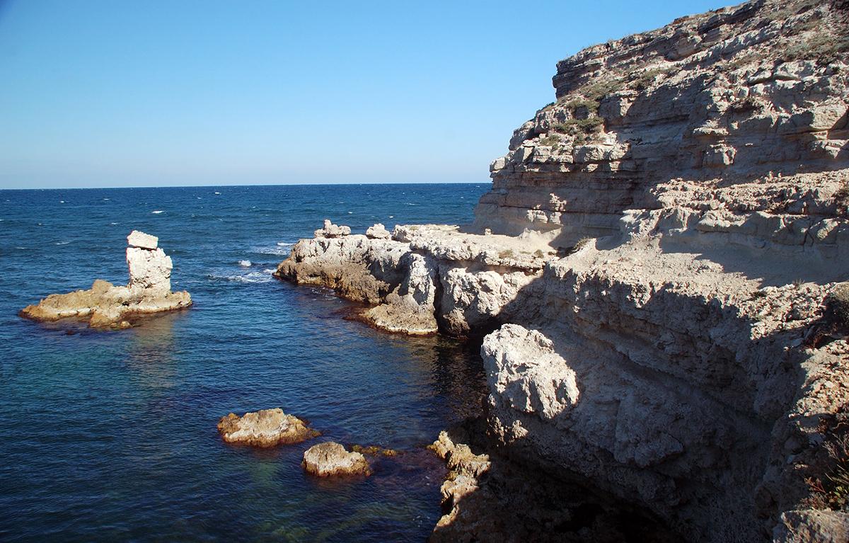 Лебяжьи острова, Крым