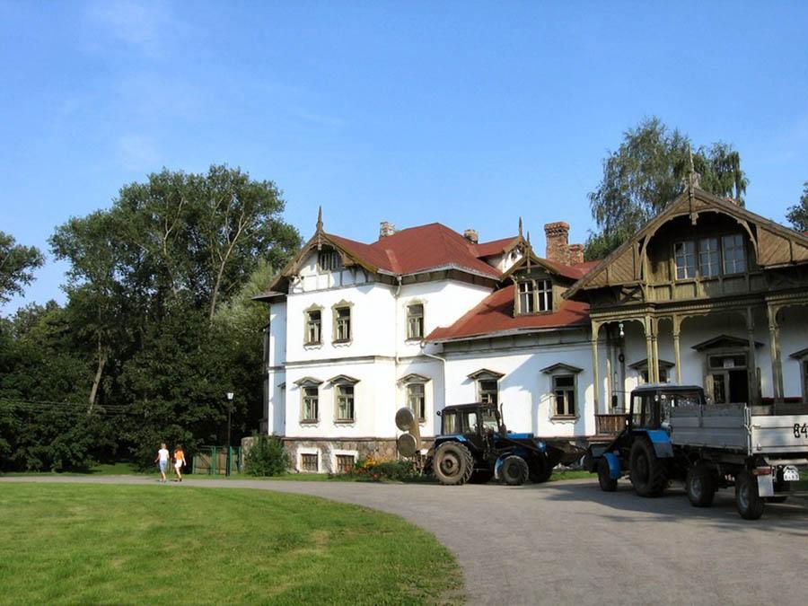 Лошицкая усадьба, Минск, Белоруссия
