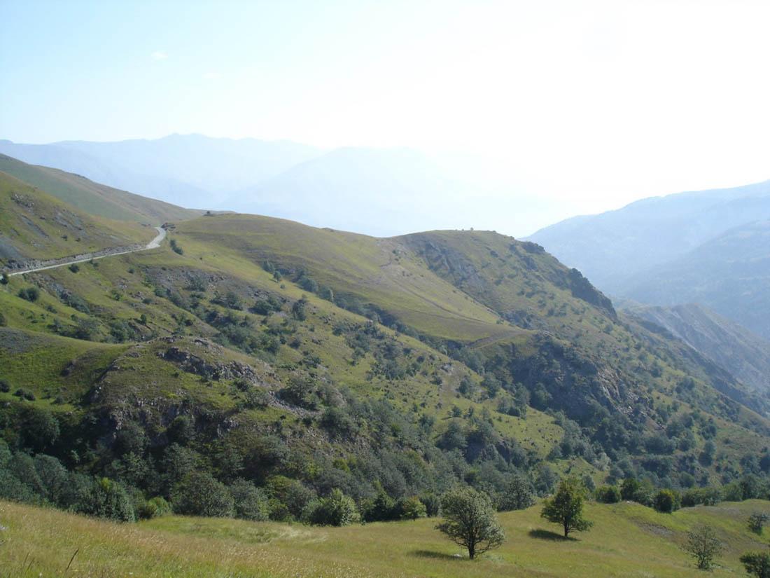 Нагорный Карабах, Армения