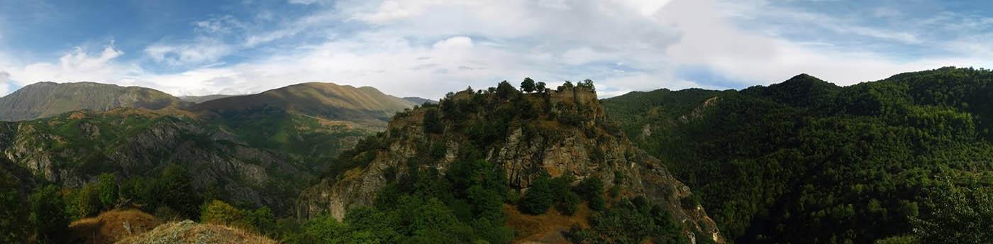 Нагорный Карабах (панорама)