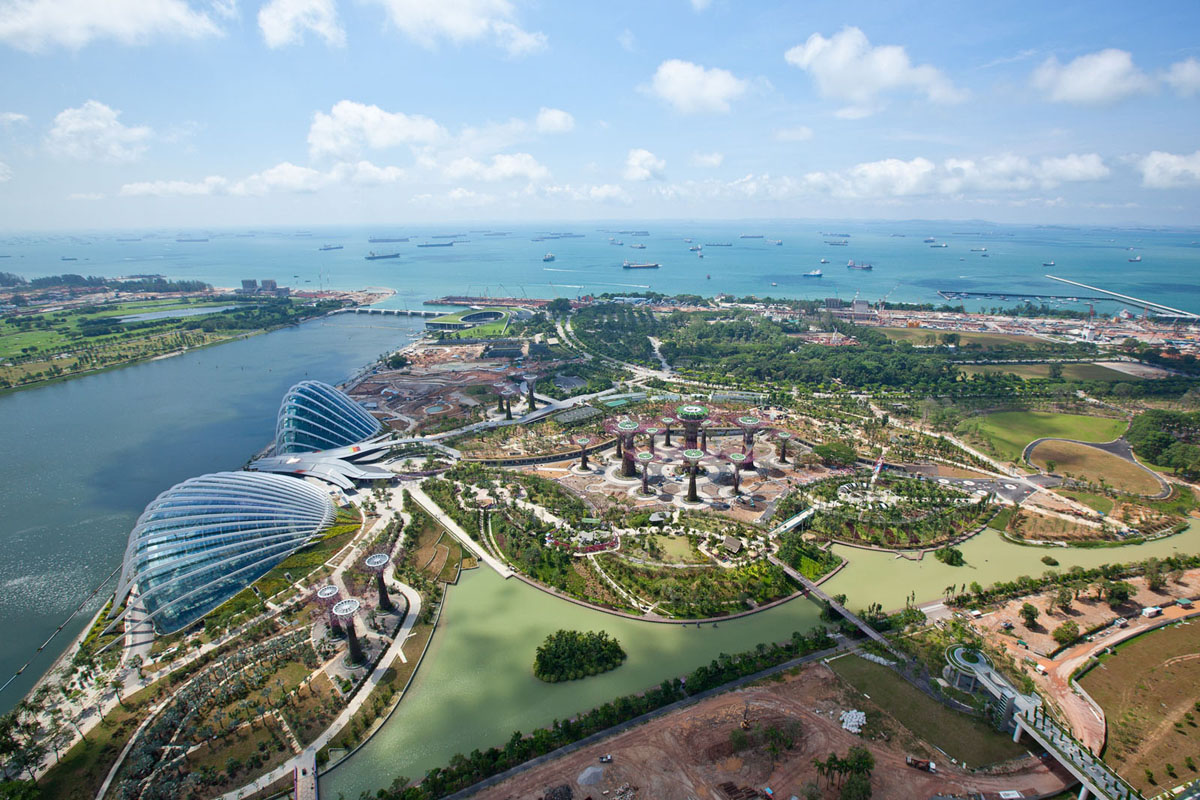 Singapores Gardens by the Bay