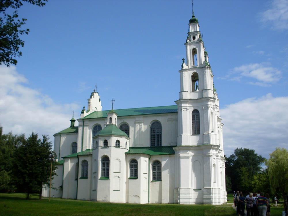 Софиевский собор, Полоцк, Белоруссия