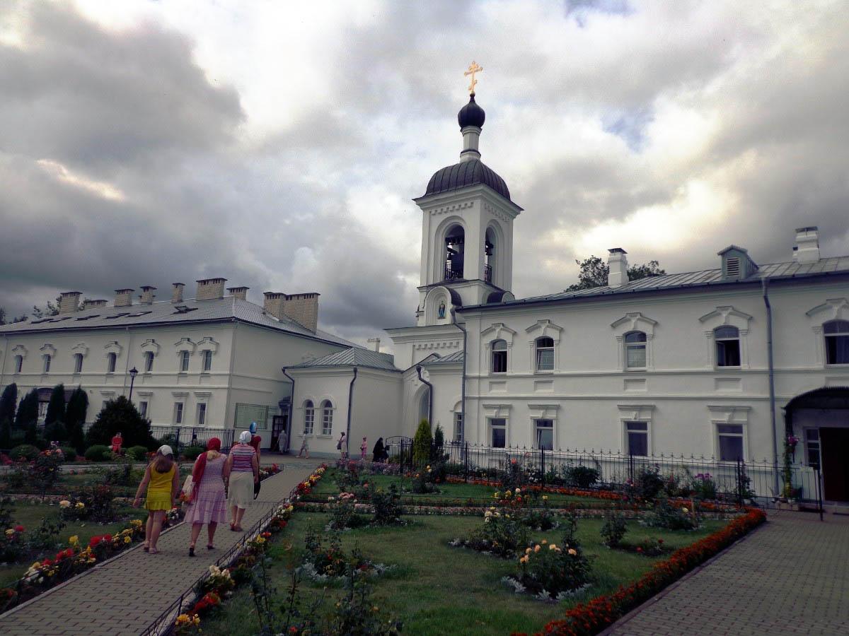 Спасо-Ефросиниевский женский монастырь, Полоцк