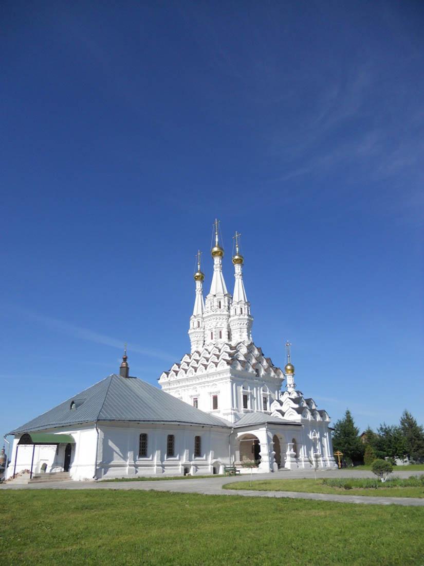 Церковь во имя Смоленской иконы Божьей матери Одигитрии, Вязьма