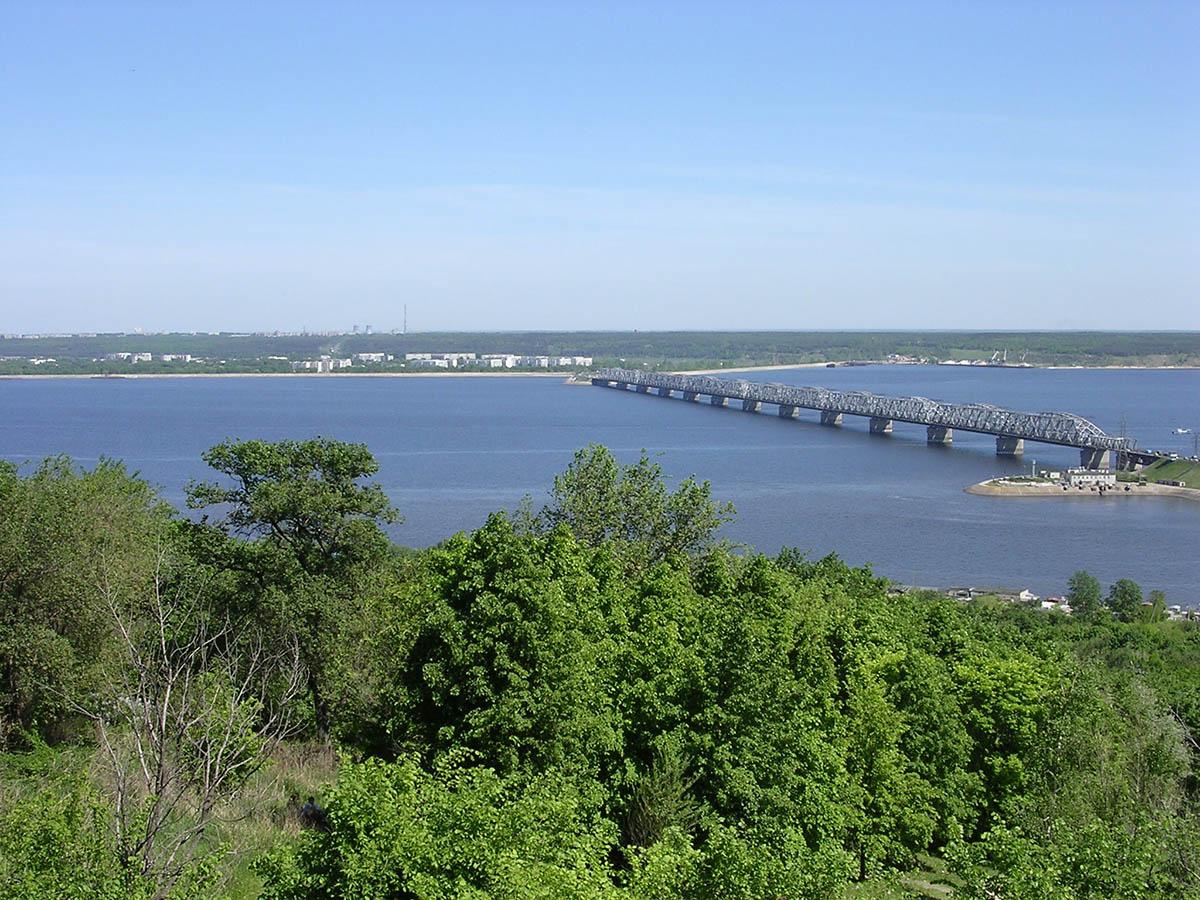 Где находится город ульяновск