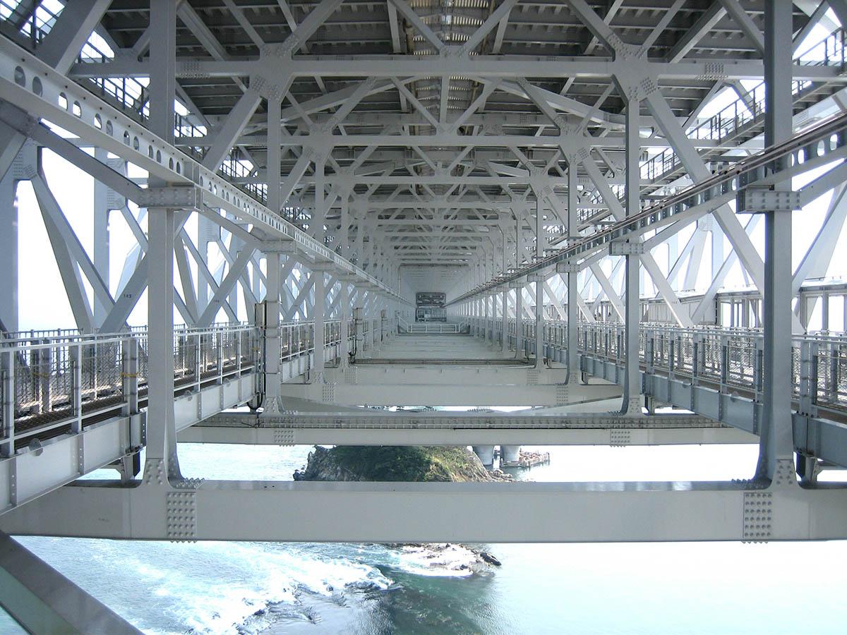 Великий мост Наруто, Япония
