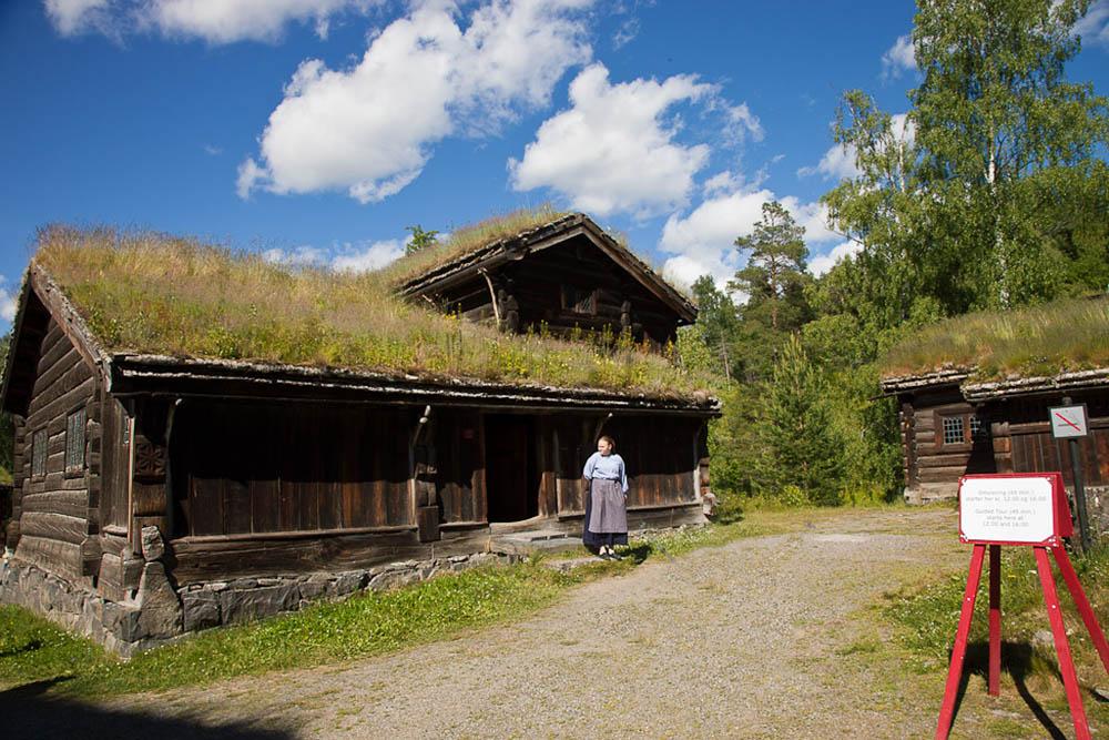 этнографический музей Маихёуген (Maihaugen)