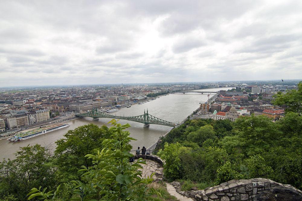 холмы Буду, Будапешт, Венгрия