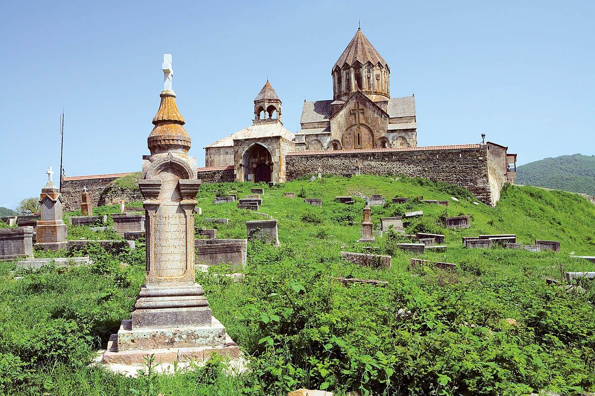 храм Гандзасар