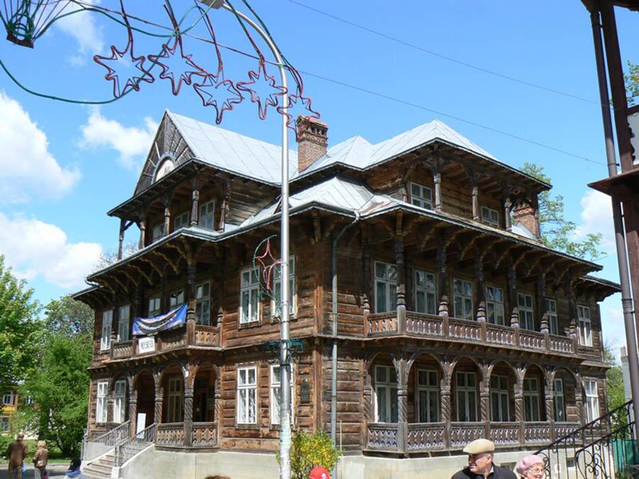 музей М. Биласа, Трускавец, Украина