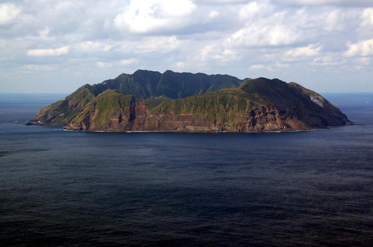 остров Аогасима, Япония