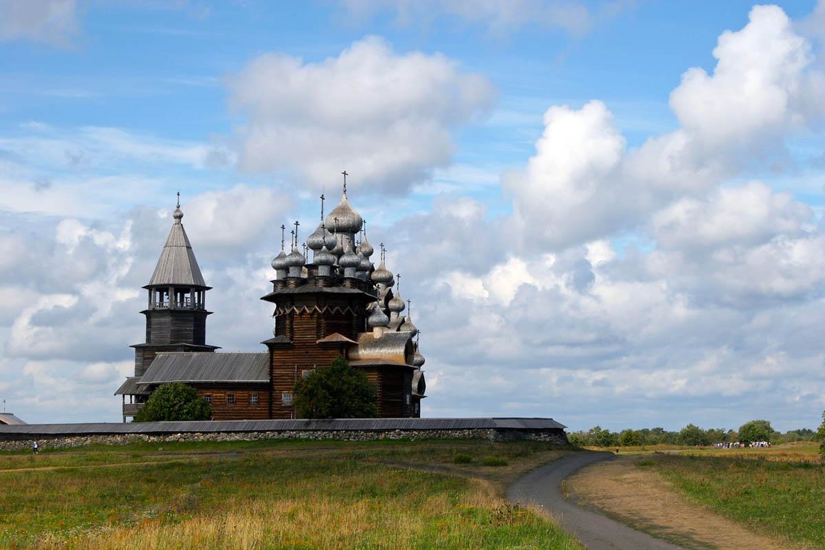 остров Кижи - музей в Карелии