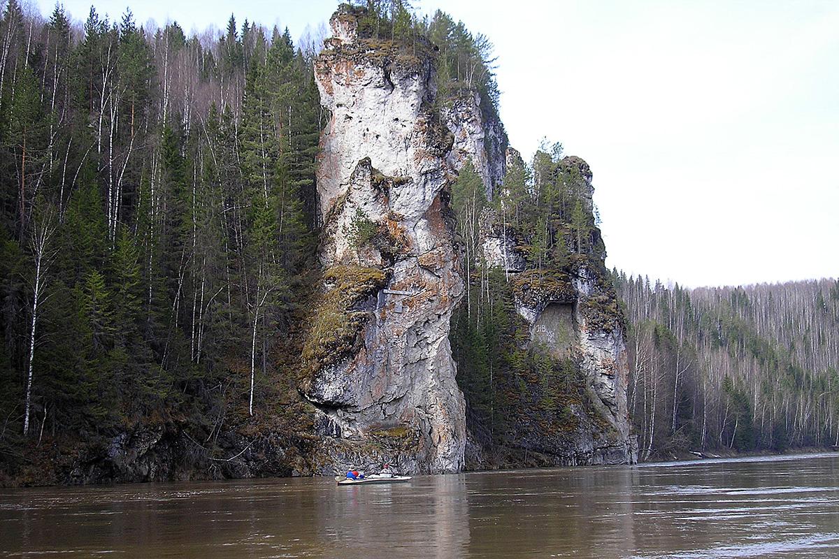 Чусовая – река родная и другие
