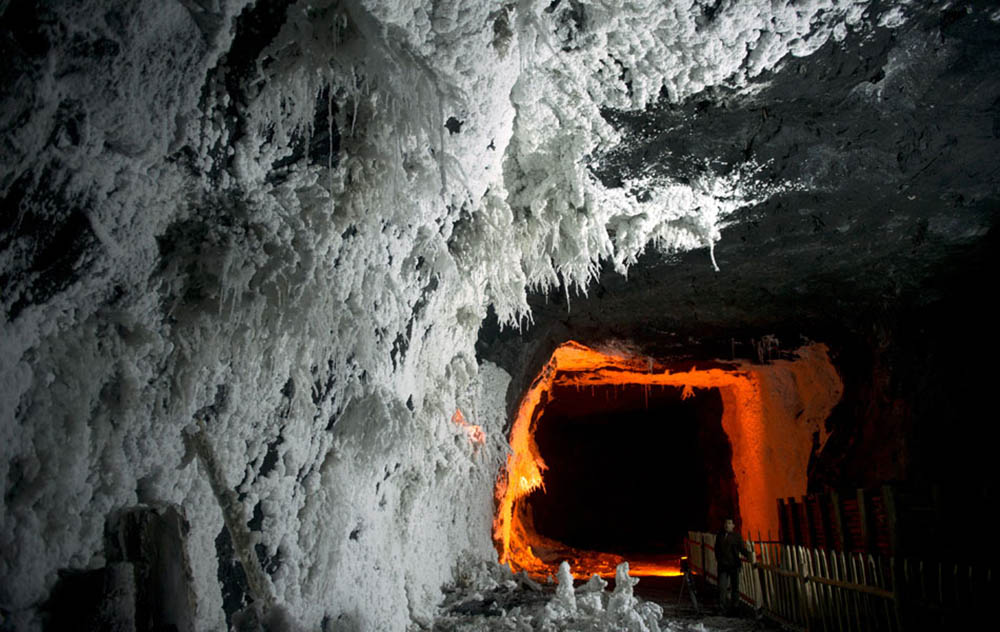 шахта в городе Немокон, Колумбия
