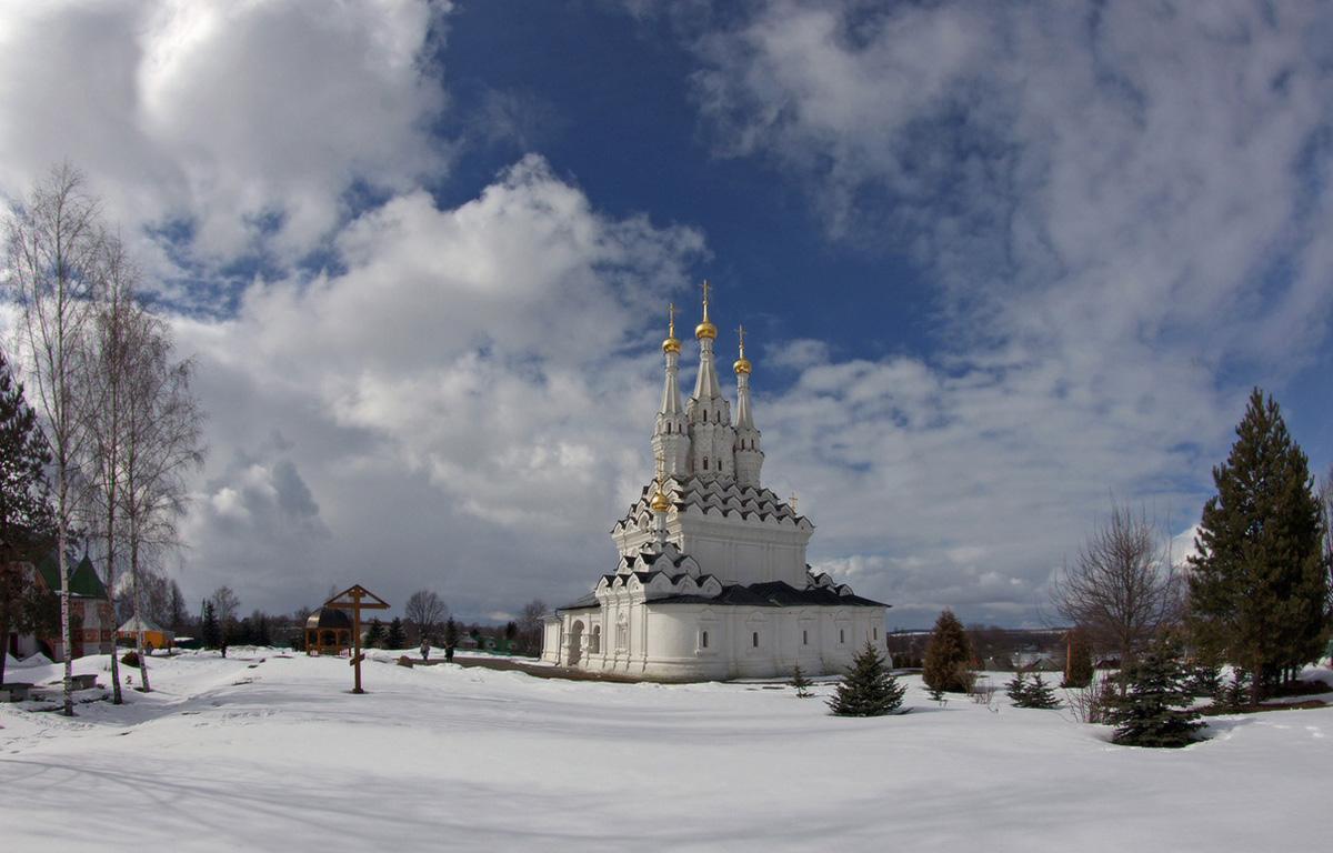 церковь Одигитрии, Вязьма, Смоленская область, Россия