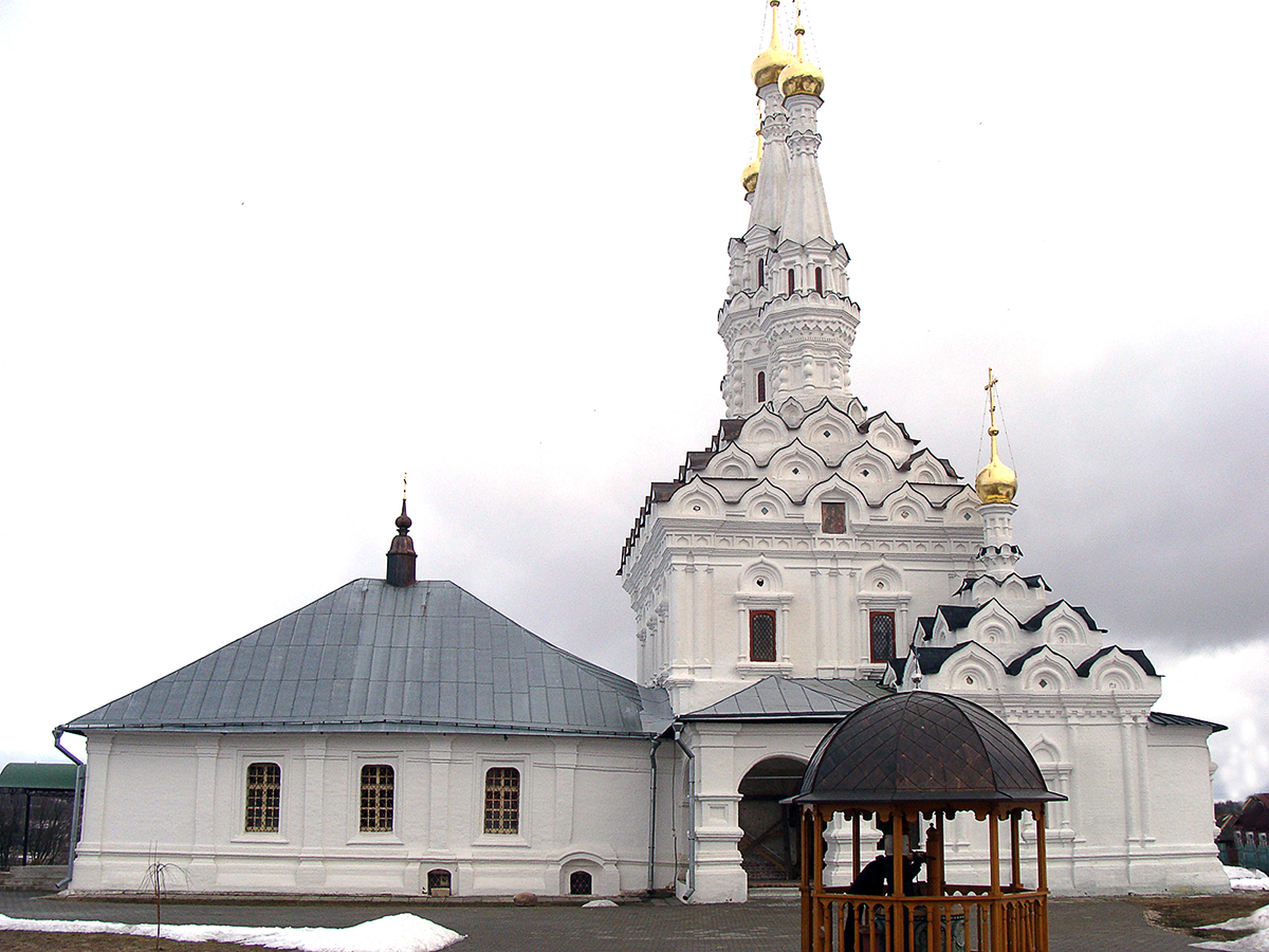 церковь Одигитрии, Вязьма