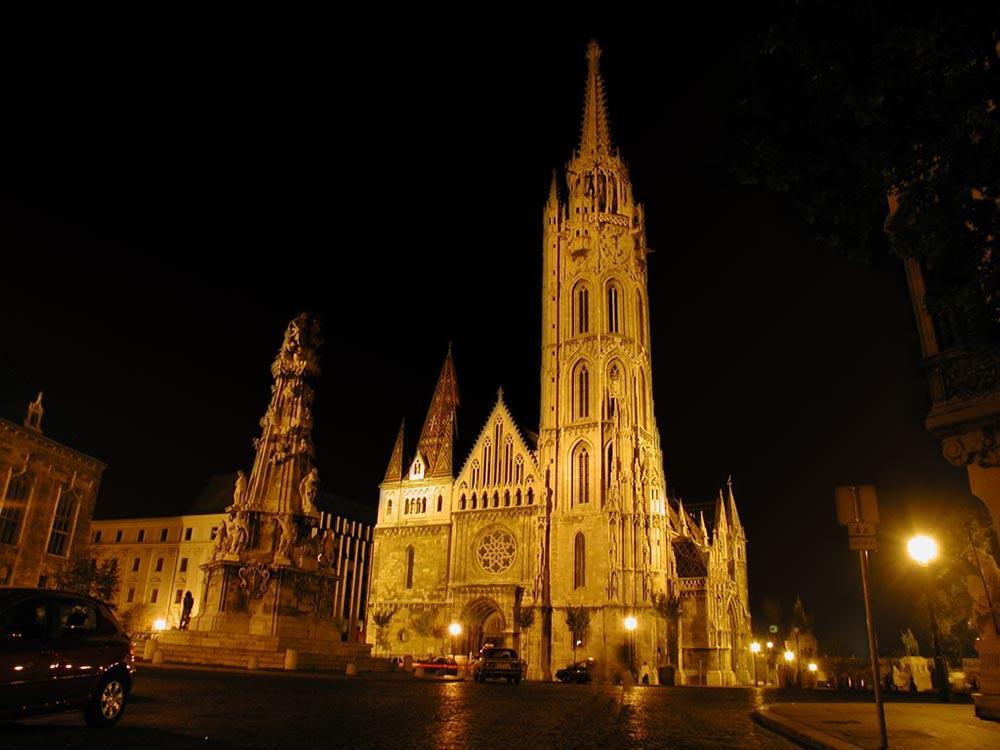 церковь Святого Матяша, Будапешт, Венгрия