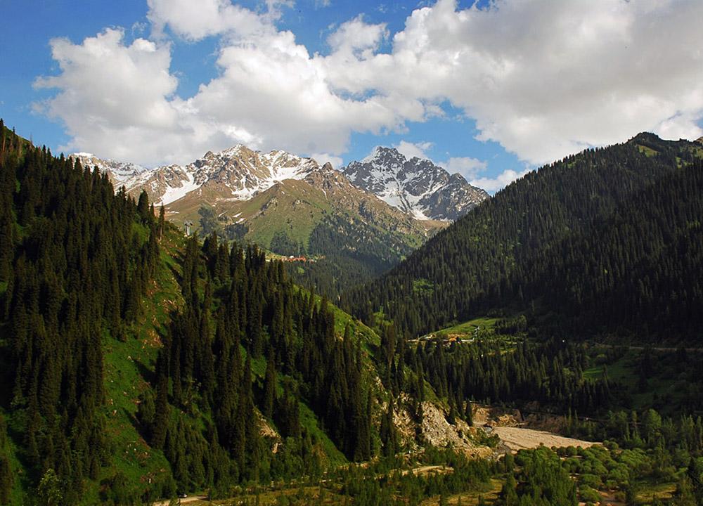 Экологический туризм в казахстане не