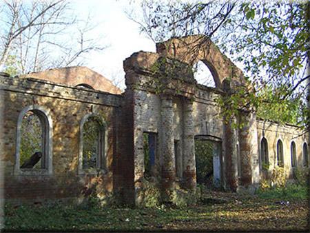 усадьба Покровское-Засекино, Голицыно, Московская область, Россия