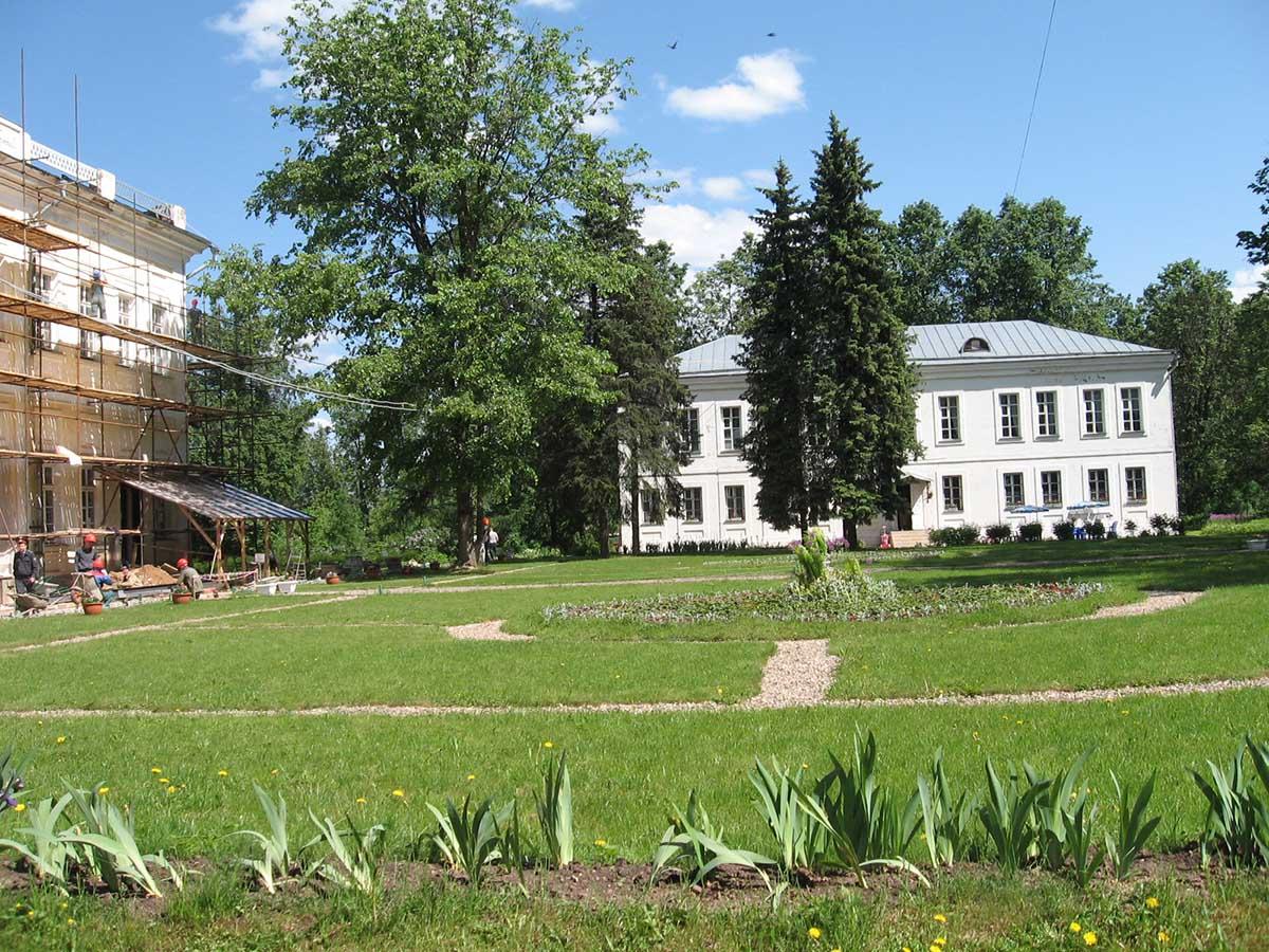 усадьба Вязёмы, Голицыно, Московская область, Россия