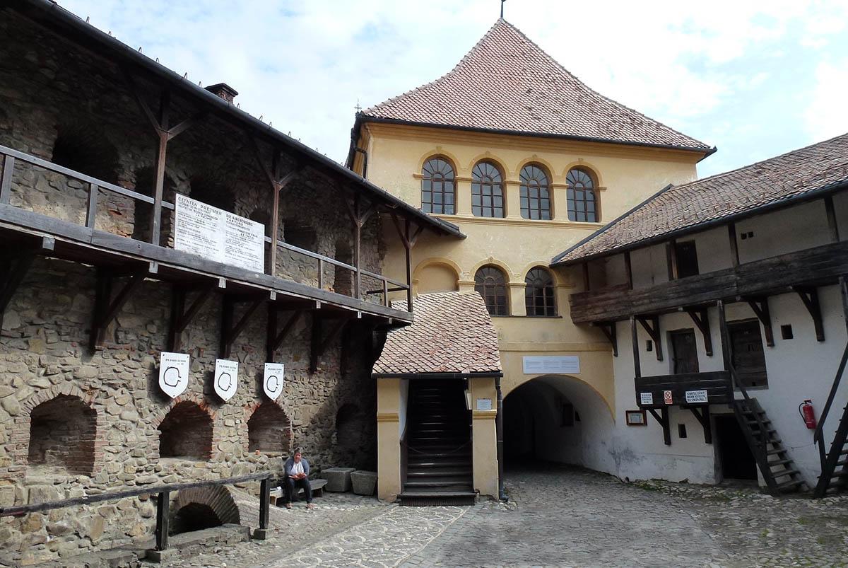 Church Prejmer, Romania