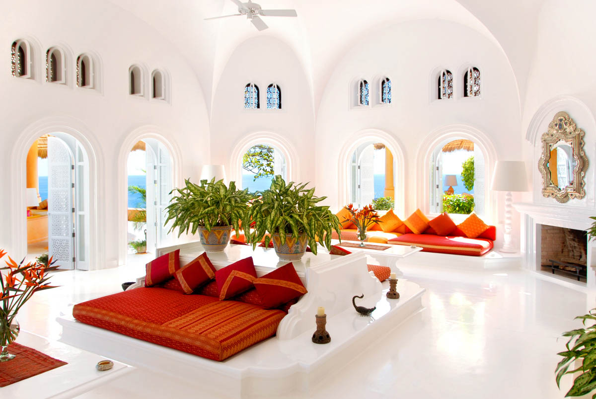 Eco Luxe Resort Cuixmala - экокурорт в Мексике