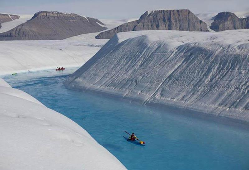 ¡¡¡ ATRAPAD@S EN EL HIELO... Golubaya-reka-lednik-Petermann-Grenlandiya