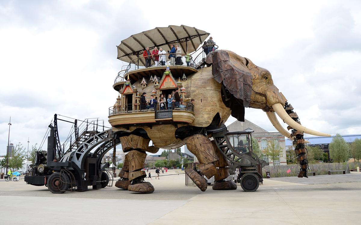 Les Machines de l Ile Le Grand Elephant