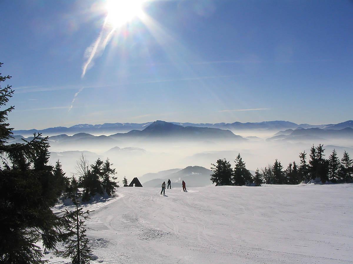 Нижние Татры, Словакия