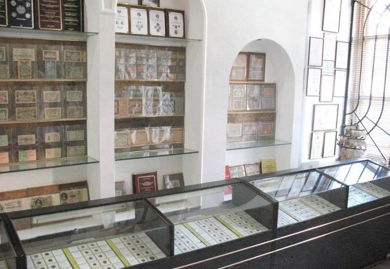 Одесский музей нумизматики, Украина