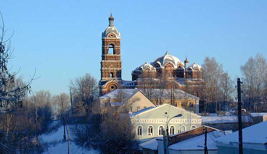 Ковров владимирская область
