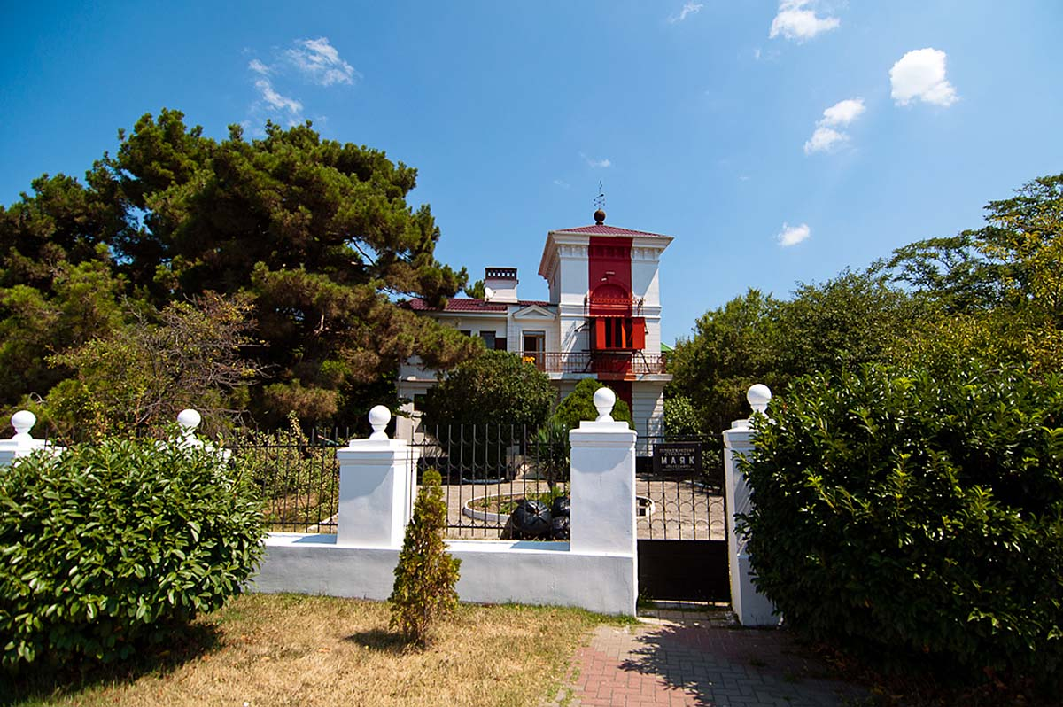 Створный маяк, Геленджик