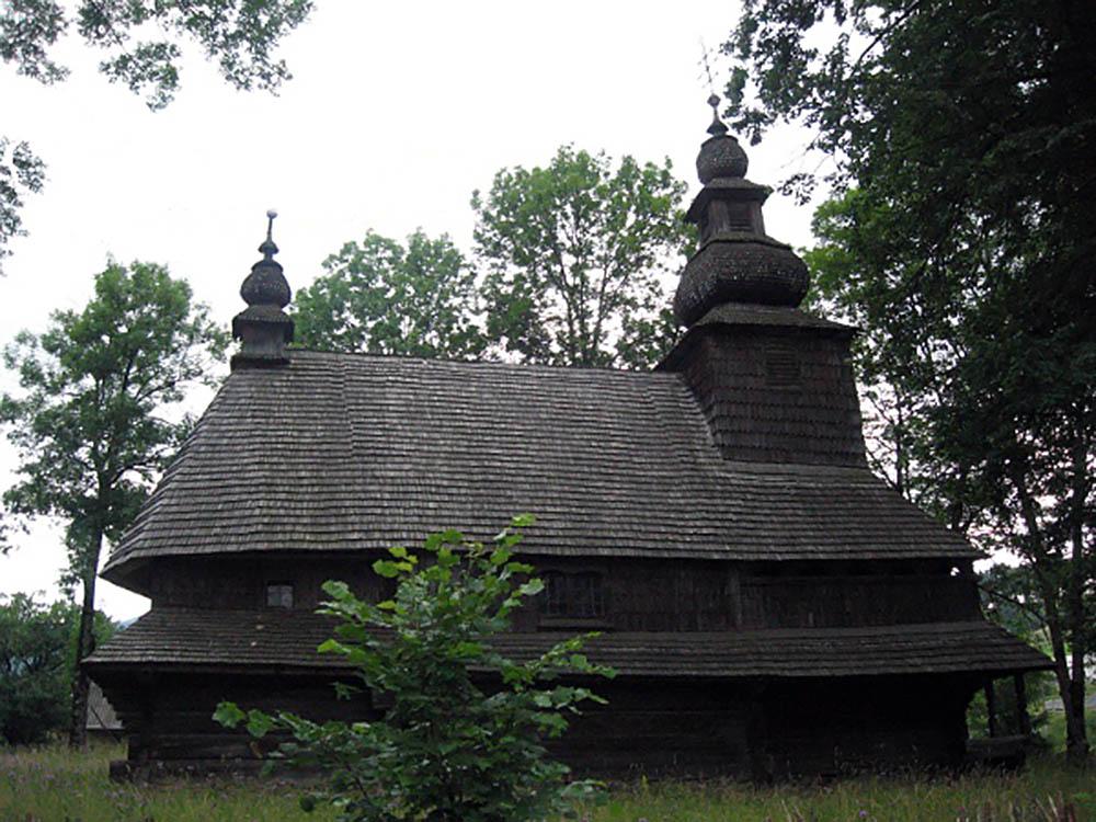 Святодуховская церковь, Гукливый