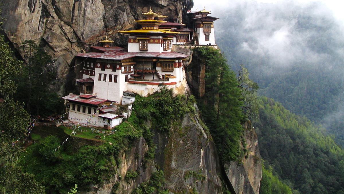 храм Такцанг-лакханг, Бутан