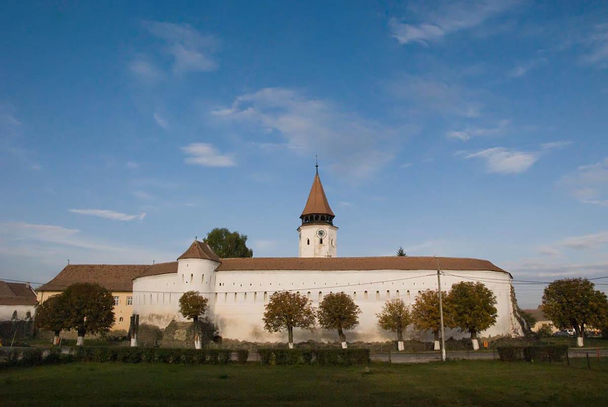 церковь Прежмер